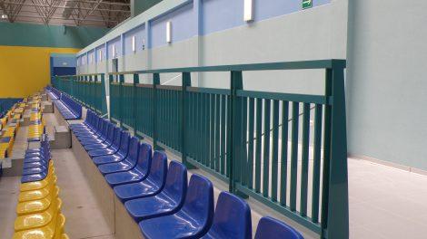 Garde-corps Centre Sportif